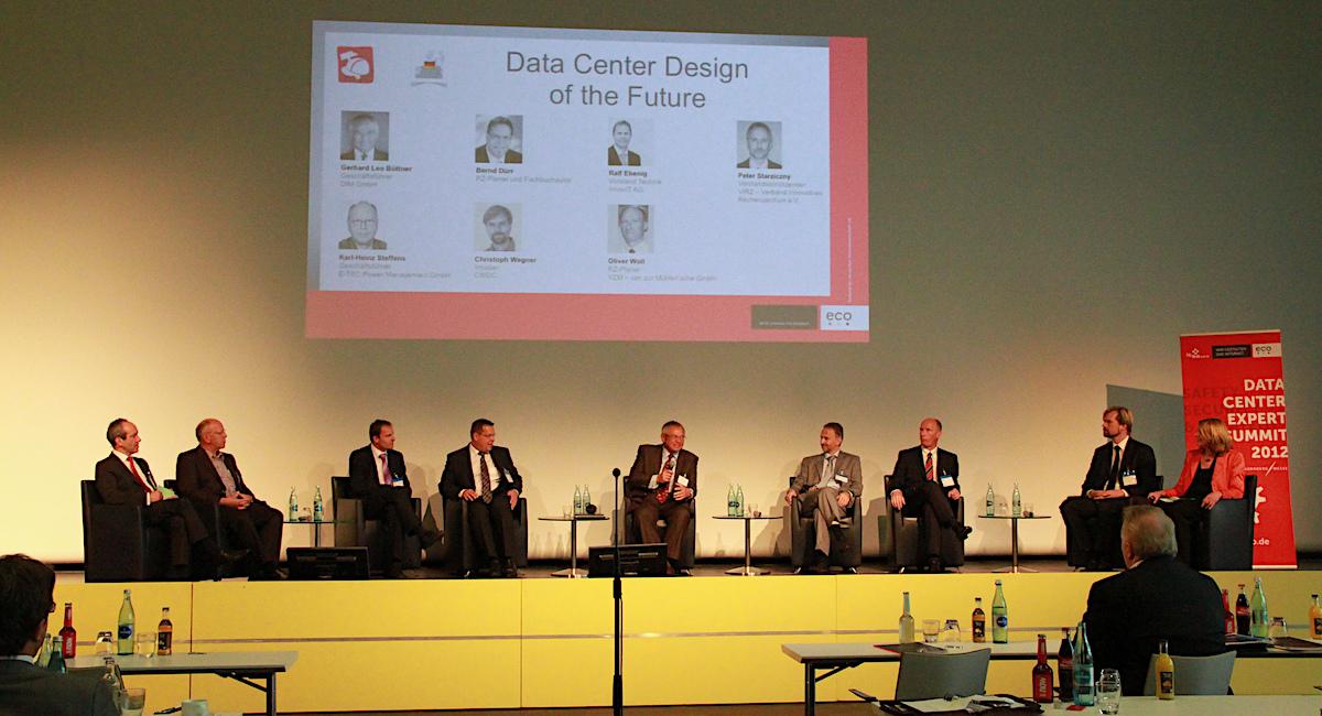 Premiere für Datacenter Expert Summit in Nürnberg 1