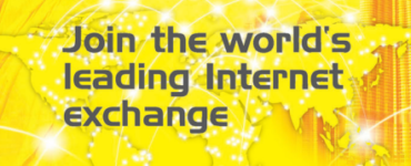 Join the leading Internet exchange