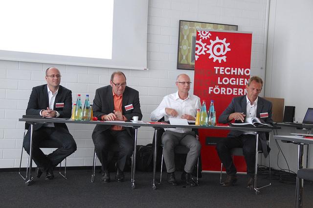 Zweiter RZ-Dialog in Frankfurt 1