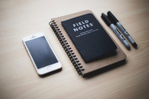 Creative Commons Field Notes