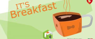 IT'S Breakfast Juni - Informationssicherheit im Mittelstand