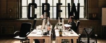 Creative Commons office crew