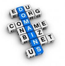 Viele Websites und E-Mail-Dienste unterstützen noch nicht alle Domains