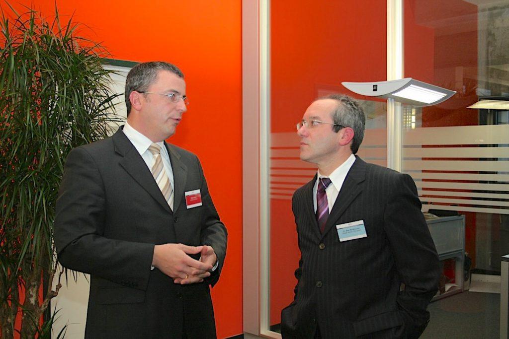Meeting Rechenzentrum der Zukunft, Dr. Béla Waldhauser 03.12.2008