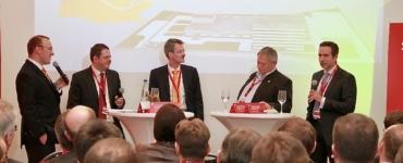 Auftakt der LocalTalk-Reihe 2012 in Nürnberg