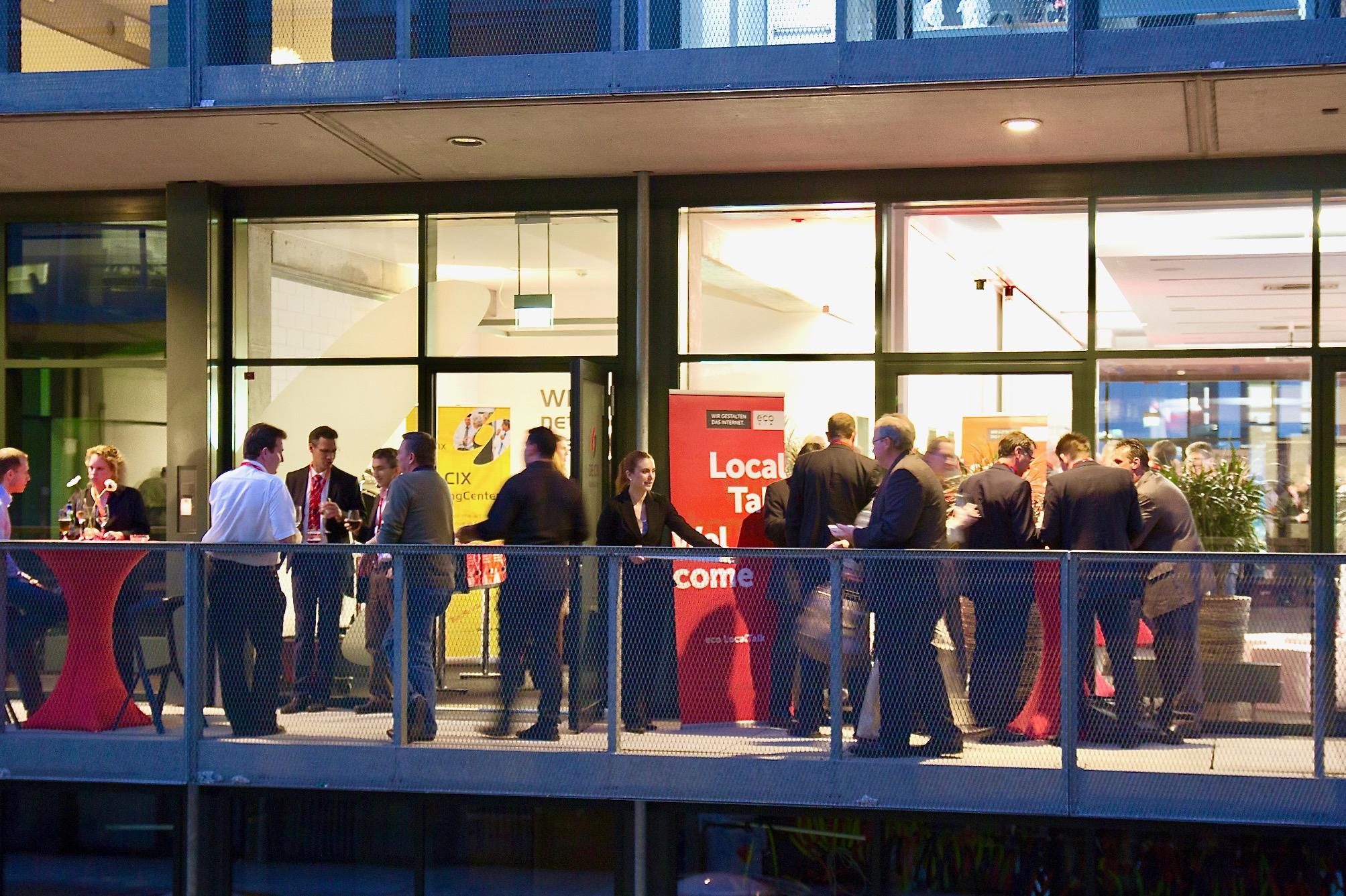 LocalTalk –Frankfurt 1