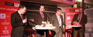 Erfolgreicher LocalTalk-Abschluss in München 1