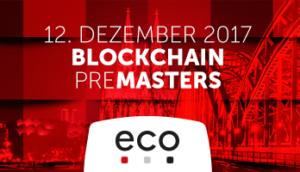 Blockchain-PreMasters am 12.12.2017 in Köln