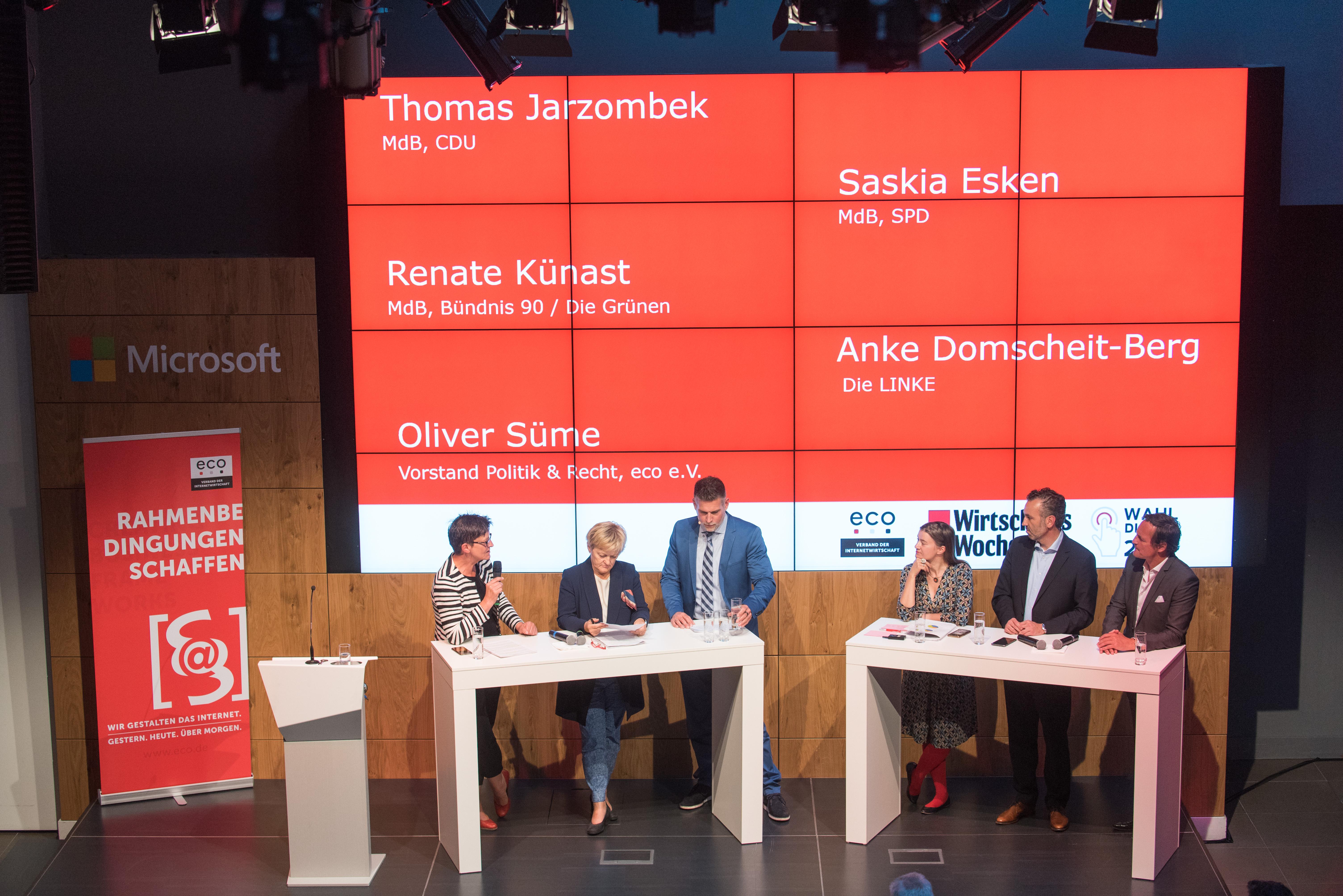 eco netzpolitischer Abend Microsoft Berlin 05.09.2017