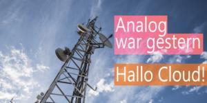 KG Business Communication: Analog war gestern – Hallo Cloud! 1
