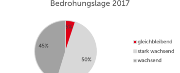 Umfrage Internet-Sicherheit 2018