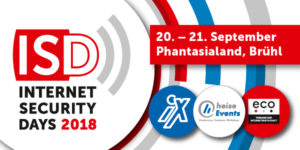 Internet Security Days 2018