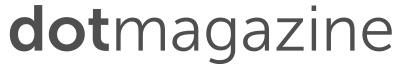 dotmagazine logo