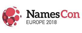 NamesCon Europe 2018 (before IX Domaining Europe 2018)