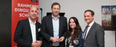 """eco Neujahrsempfang: SPD-Generalsekretär fordert """"Digitalen Aufbruch"""""""