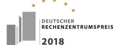 Einreichungsfrist für den Deutschen Rechenzentrumspreis verlängert