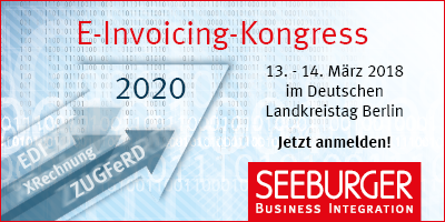 SEEBURGER E-Invoicing-Kongress