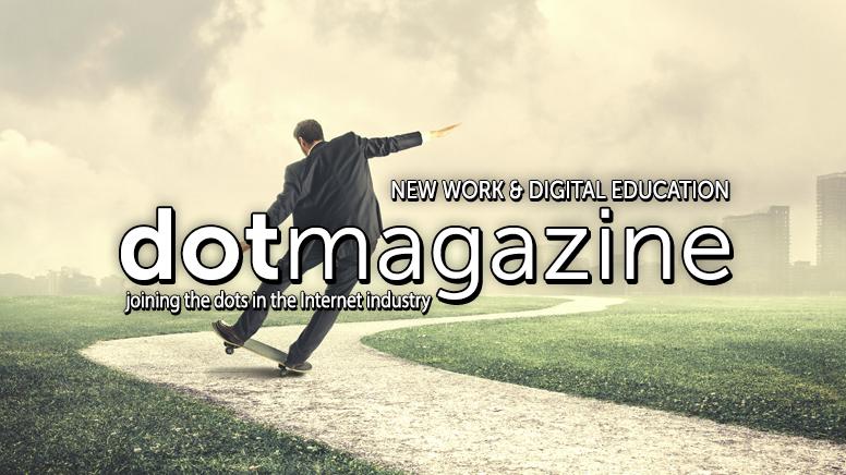 New Work und digitale Arbeitswelten: dotmagazine 2/2018 jetzt online