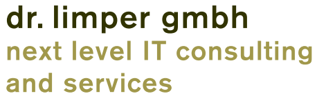 dr. limper gmbh next level IT consulting and services