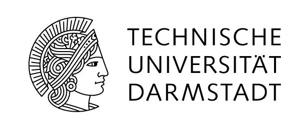 Technische Universität Darmstadt Hochschulrechenzentrum