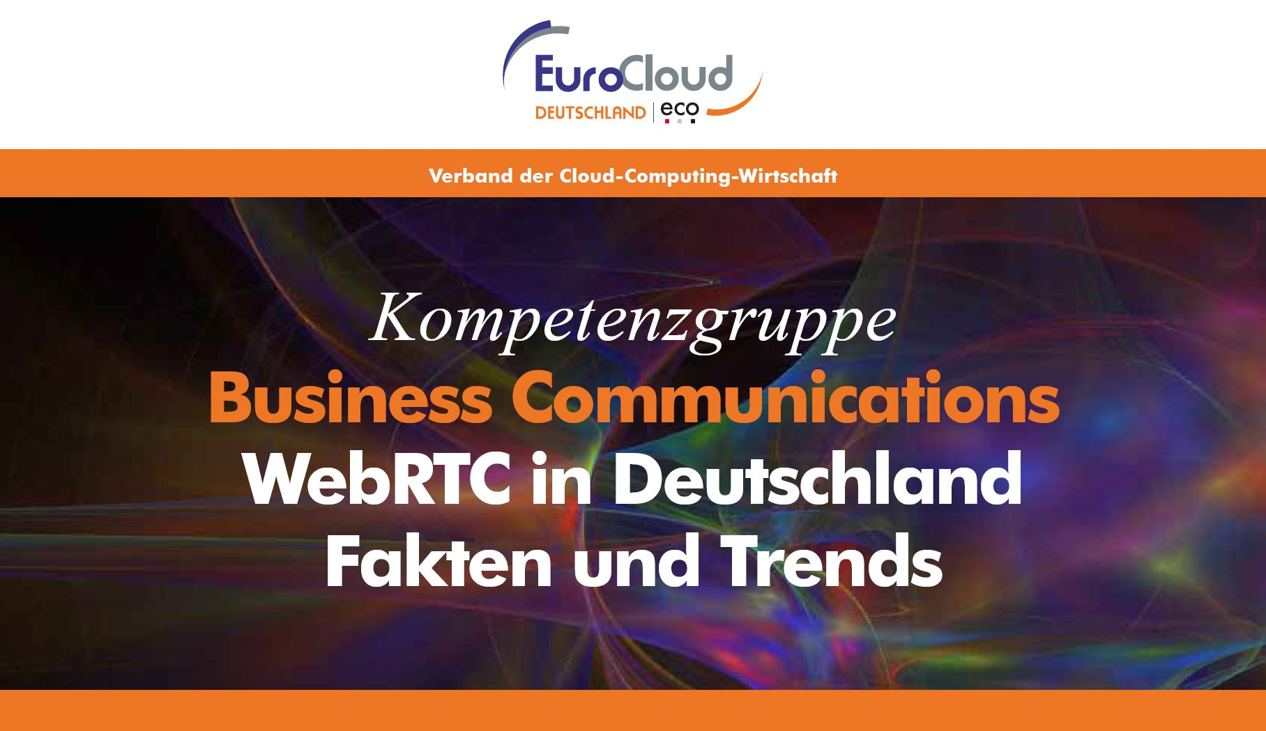 Leitfaden: WebRTC in Deutschland Fakten und Trends