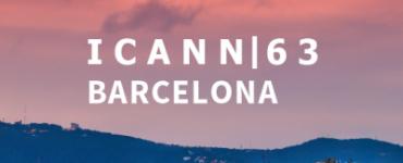 ICANN63 | Annual General Meeting