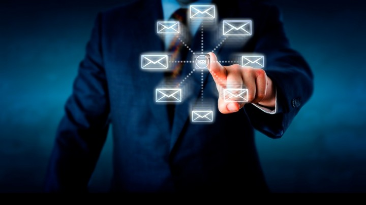 The Consent Given on Occasion of the Sending of Email Advertising Expires in the Course of Time