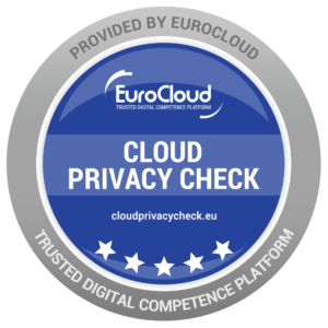 EuroCloud Cloud Privacy Check
