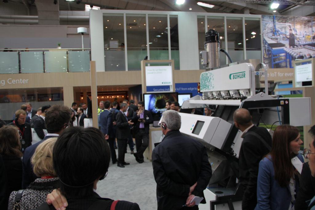 Connect & Collaborate: Die KG IoT erörtert auf der Hannover Messe die Erfolgsfaktoren der Industrie 4.0 (Nachbericht) 1