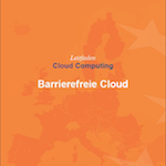 Barrierefreie Cloud