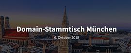 6. Domain-Stammtisch München