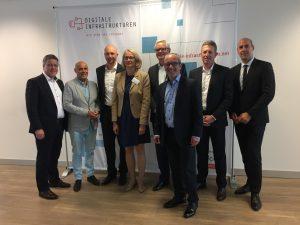 Unternehmen fordern: Bundesregierung muss Strategie zur Stärkung des Digitalstandorts Deutschland entwickeln 2