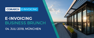 Comarch E-Invoicing Business Brunch