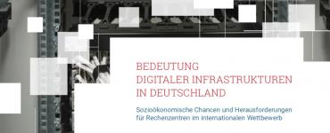 Allianz zur Stärkung Digitaler Infrastrukturen in Deutschland 1