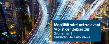 Präsentation: Mobilität wird netzrelevant