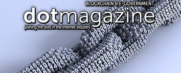 dotmagazine – Blockchain & E-Government, Part 1 - online now!