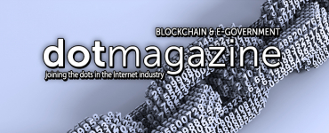 dotmagazine – Blockchain & E-Government, Part 1 - online now!