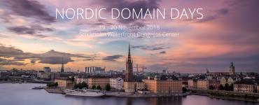 Nordic Domain Days