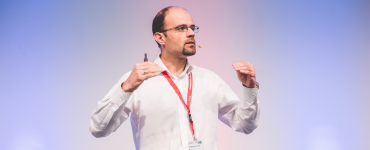 Marcos Sanz Grossón: ID4me: Authentisierung per Domain, Datenhoheit per Default