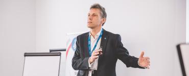 Norbert Olbrich: (Digitalisierung + Automatisierung) Zukunft = Cloud + Cyber Security 1