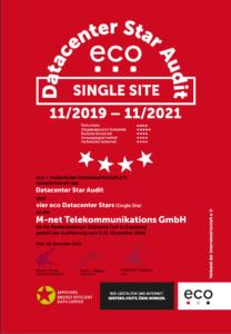 RZ Steinerne Furt –  M-net Telekommunikations GmbH, Augsburg 2