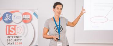 Jutta Horstmann: Privacy by Design in der Praxis