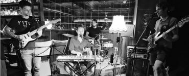 Musik in den Häusern der Stadt mit LUCIEL: A New Place - Album Pre-Release Konzert