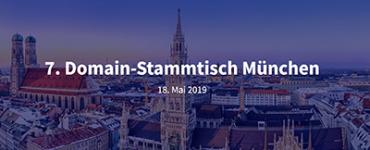 7. Domain Stammtisch München