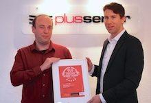 PlusServer AG erster Betreiber mit DCSA 3.0 in Frankreich