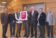 Rechenzentrum der Stadt Wien neuerlich nach eco Datacenter Star Audit 3.1 zertifiziert