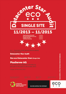 datadock – PlusServer AG, Straßbourg