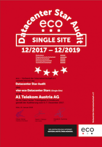 Data Center Innsbruck – A1 Telekom Austria AG