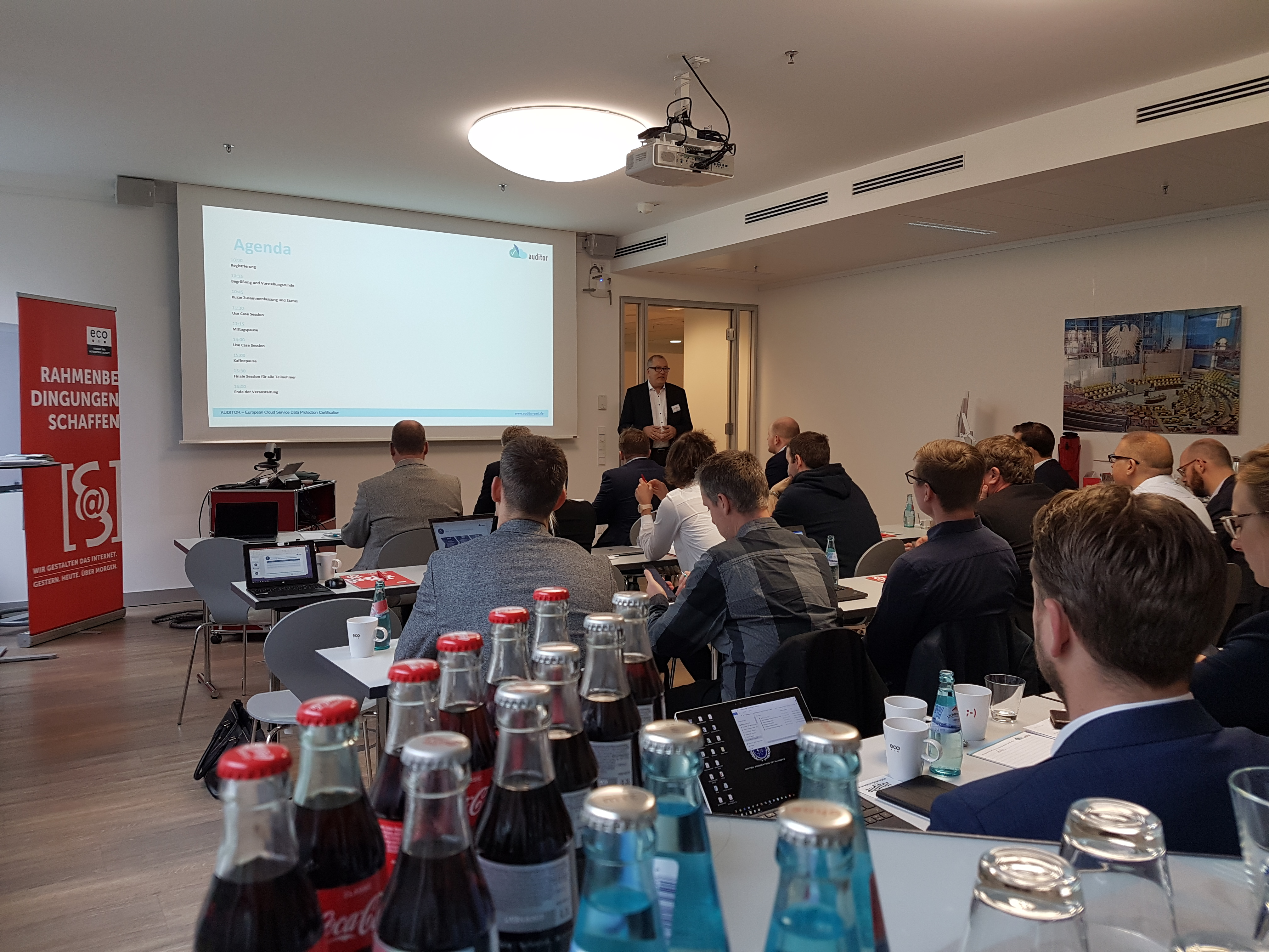 AUDITOR Workshop Nr. 2: Ergebnisse zur praxisgerechten Umsetzung der EU DSGVO