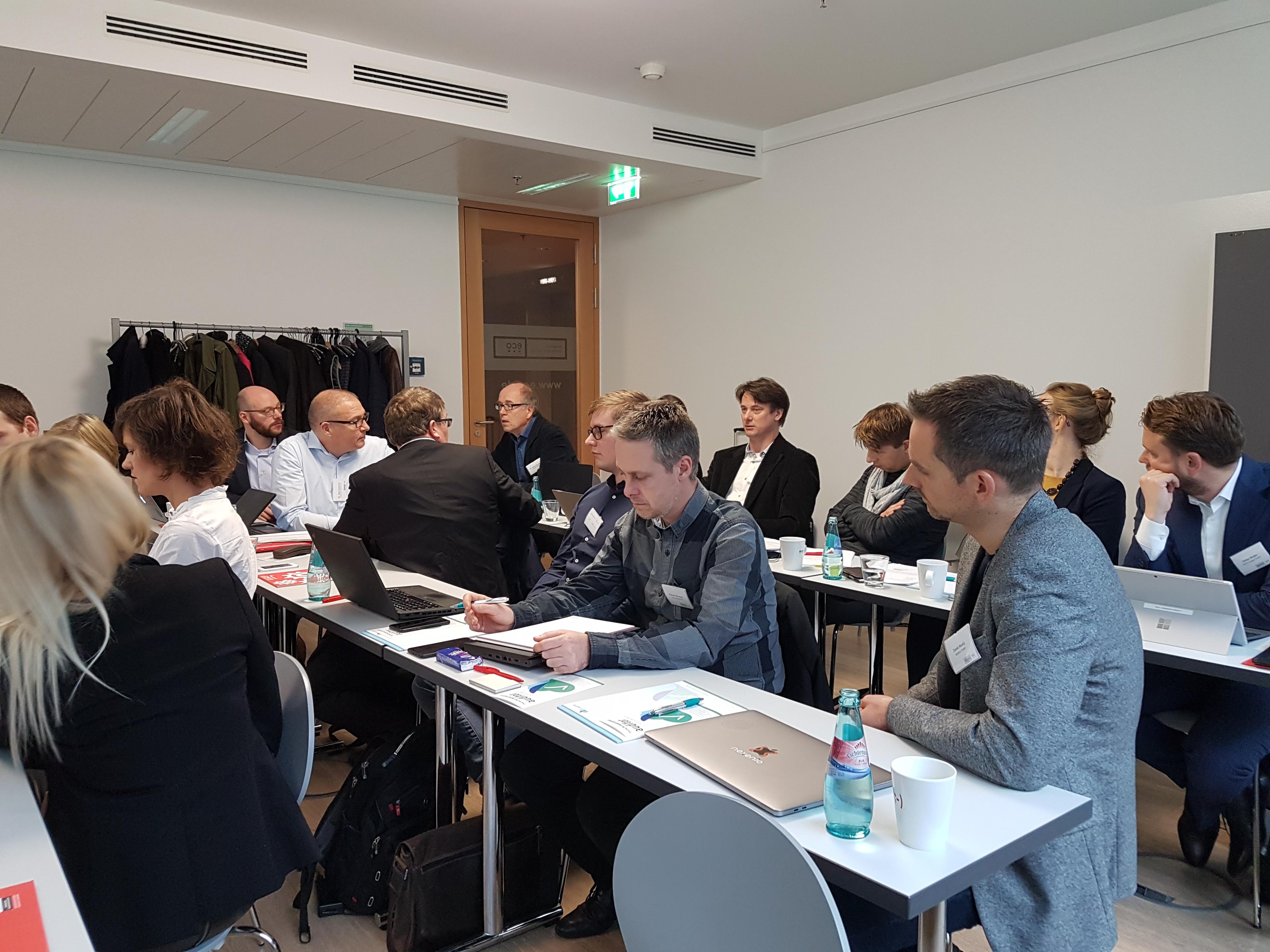 AUDITOR Workshop Nr. 2: Ergebnisse zur praxisgerechten Umsetzung der EU DSGVO 2